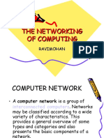 The Networking of Computing