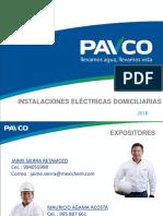 PAVCO Curso Instalaciones Electricas 2018