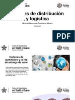 Canales de Distribución y Logística - Tecnología en Gestión de Mercados CMTC