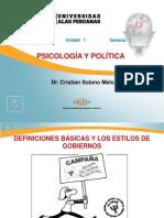 1. Psicologia y Política 1