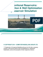 Advances in Unconventional Reservoir Modelling
