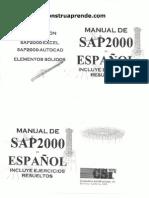 Man Sap2000 Spanish PDF