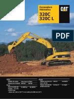 Excavadora 320CL