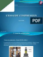 Mini Projet 2 (Essai de Compression)