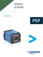 Vision Sensors OsiSense XUW