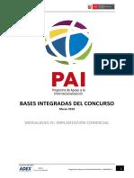 Bases Integradas Modalidad IV Feb 2018