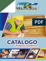 Catalogo Carpinteria