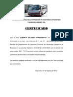 certificado de transporte.docx