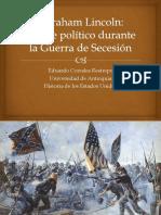 Unidad 5 Abraham Lincoln - Eduardo Corrales Restrepo