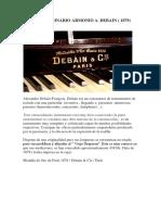 Extraordinario Armonio a. Debain (1)