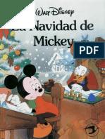Disney Walt - La Navidad de Mickey