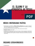 Unidad 5 El Álamo y la Independencia de Texas - Andrés Felipe Serna