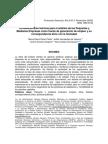 Consideraciones teóricas para el análisis de las Pequeñas y Medianas Empresas como fuente de generación de empleo y su correspondencia ética con la Sociedad