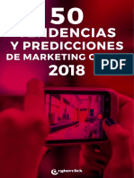 Tendencias de Marketing Online 2018