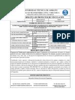 Formato Resumen Ejecutivo Estudiantes Ortiz