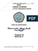 Rev Approve Buku Pedoman Akademik Kedokteran 2017