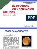 Derivacion de Orden Superior e Implicita1