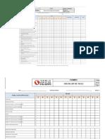 Formatos Check List Mtto