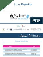 Filbo 2018 Guia Del Expositor