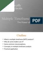 WB 1778 Multiple Timeframe Analysis