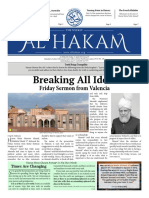 Al Hakam - Friday, April 13, 2018
