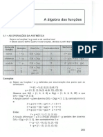 Capítulo 8 - Álgebra Das Funções