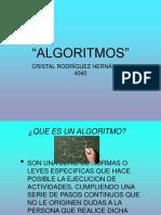 Algoritmos Nuevo