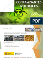 Contaminantes Biológicos Expo