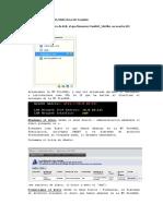 Backup Crear Imagen