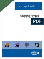 Pronto 700 - AP Training Guide
