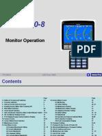 E PC200-8 Monitor