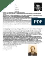 Biografia de 20 Autores Ecuatorianos Jesus