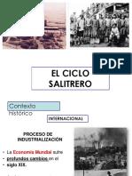 Ciclo Salitrero