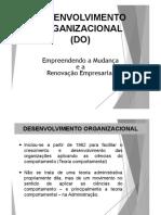 03 T ORG - Desenv Organiz DO