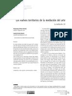 Los Nuevos Territorios de La Mediacion Del Arte 54-60-1-SM