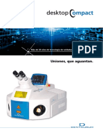 Soldadora Laser Dentaurum 989-357-40