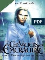 Les Chevaliers d'Emeraude-03 Piège au royaume des Ombres