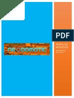 Perfil de negocios NEODOMOTIC