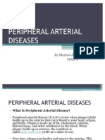 Peripheral Arterial Disorders