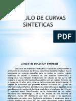 Unidad 5 Curvas Idf - Colombia
