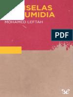 Damiselas de Numidia - Mohamed Leftah