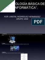 Terminologia de La Informatica NUEVO