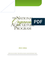 PH National Organic Agri Program - NOAP 2012-2016