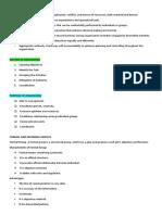 Benefits of Organizing