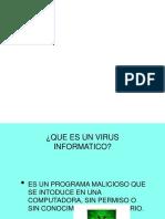 Virus Informaticos Nuevo