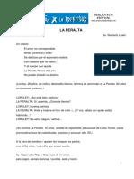 46- La Peralta