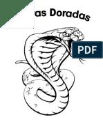 Playeras Dragonas y Cobras
