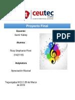 Proyecto Final informe sobre portobello