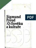 Sigmund Freud - O Člověku a Kultuře