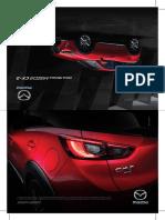 Ficha Tecnica Mazda Cx3 Ene2017 Et7